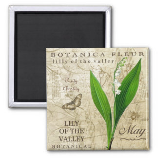 Botanica May Magnet