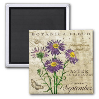 Botanica September Magnet