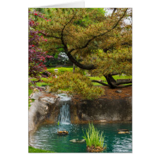 Botanical Bliss Card