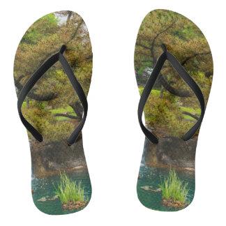 Botanical Bliss Flip Flops