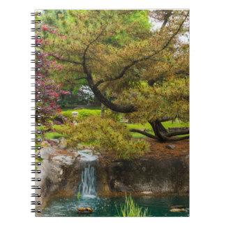 Botanical Bliss Notebooks