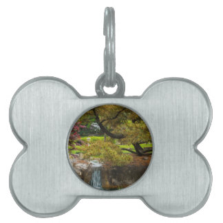 Botanical Bliss Pet Name Tag