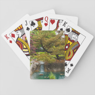 Botanical Bliss Playing Cards