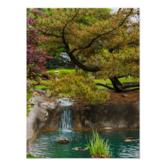 Botanical Bliss Poster