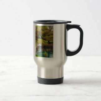 Botanical Bliss Travel Mug