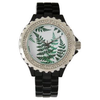 Botanical Bliss wrist watch