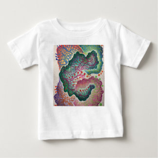 Botanical Breath Watercolor Baby T-Shirt