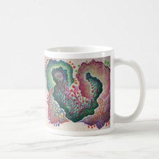 Botanical Breath Watercolor Mug