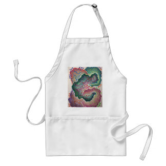 Botanical Breath Watercolor Standard Apron