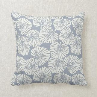Botanical cushion, leaves cushion, throw pillow