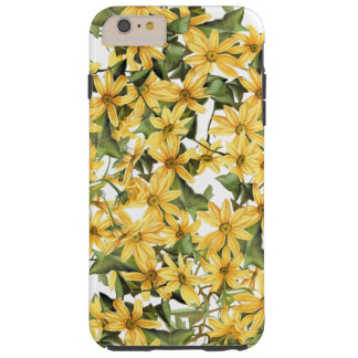 Botanical Daisy Flowers Floral iPhone 6 Case