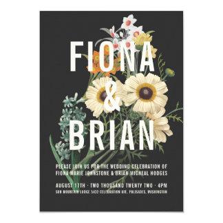 Botanical Dream Wedding Invitations
