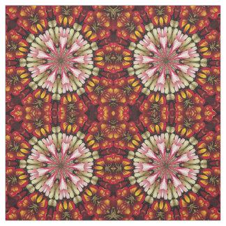 Botanical Dreams Mandala Fabric