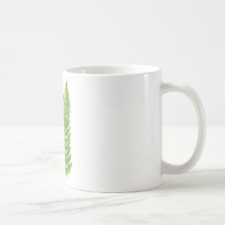 Botanical Fern Illustration No.7 Tropical Decor Mug