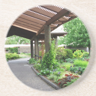 Botanical Garden Nature Lovers Paradise Drink Coasters
