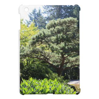Botanical Garden Tree iPad Mini Case