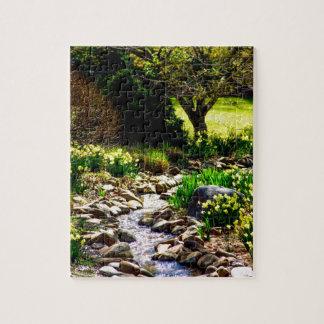 botanical gardens jigsaw puzzle