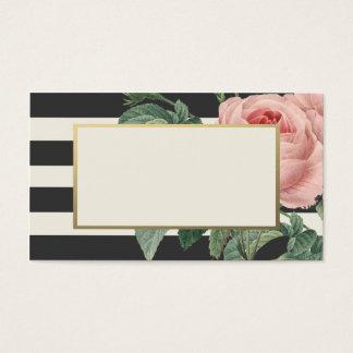 Botanical Glamour   Wedding Place Cards