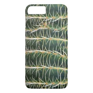 Botanical Green Sphere Cactus Horizontal iPhone 7 Plus Case