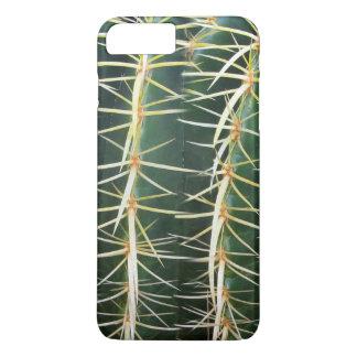 Botanical Green Sphere Cactus iPhone 7 Plus Case