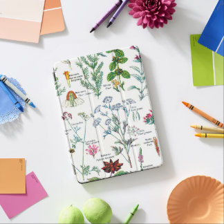 Botanical Illustrations iPad Pro Cover