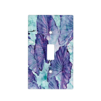 Botanical Surrealism Light Switch Cover