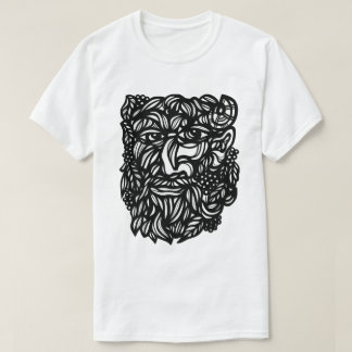 """Botanical Zeus"" Men's T-Shirt"