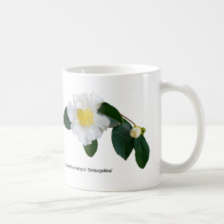 Botanicals - Camellia blossom Coffee Mug
