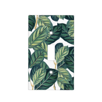 Botany Light Switch Cover