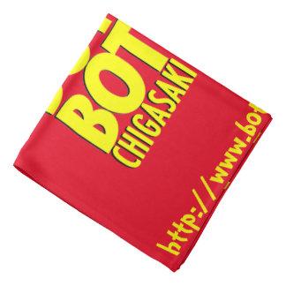 BOTCHY BOTCHY BANDANA (red)
