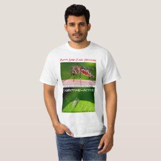 Both Are Zika Vectors Shirt by RoseWrites