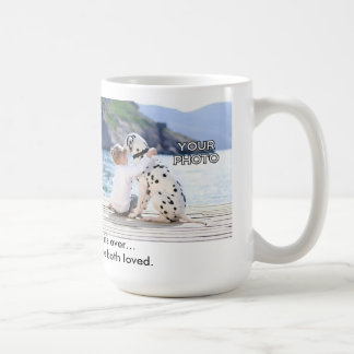 Both Loved Pet Memorial Mug