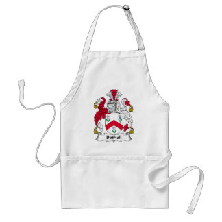 Bothell Family Crest Standard Apron