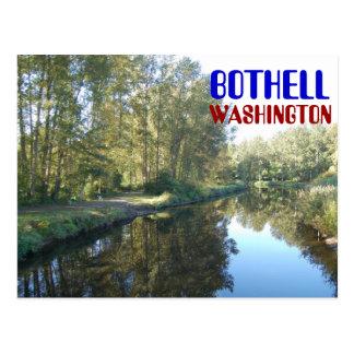 Bothell Washington Postcard