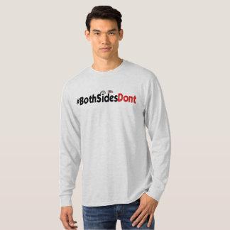 #BothSidesDont - Men's Basic Long Sleeve T-Shirt