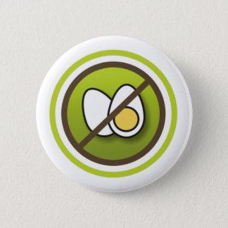 Bóton: Símbolo sem Ovos 2 Inch Round Button