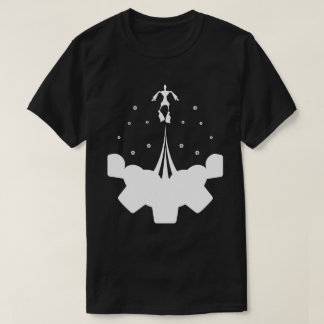 Bots Above the Clouds T-Shirt