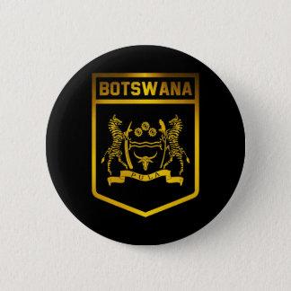 Botswana Emblem 2 Inch Round Button