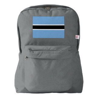 Botswana Flag Backpack