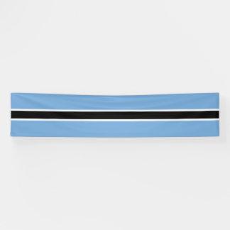 Botswana Flag Banner