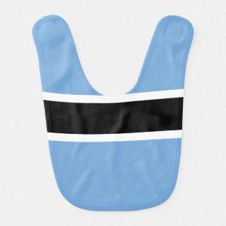 Botswana Flag Bib