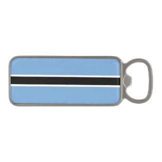 Botswana Flag Magnetic Bottle Opener