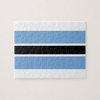 Botswana Jigsaw Puzzle