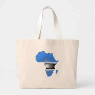 Botswana Large Tote Bag