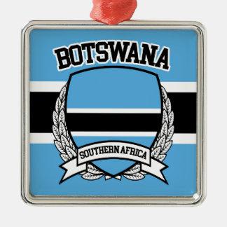 Botswana Metal Ornament