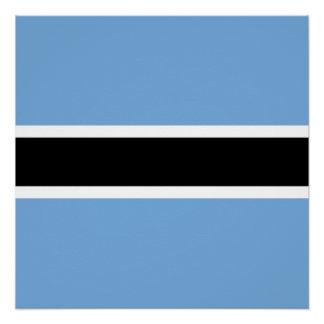 Botswana Perfect Poster