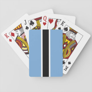 Botswana Playing Cards