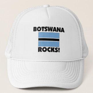 Botswana Rocks Trucker Hat