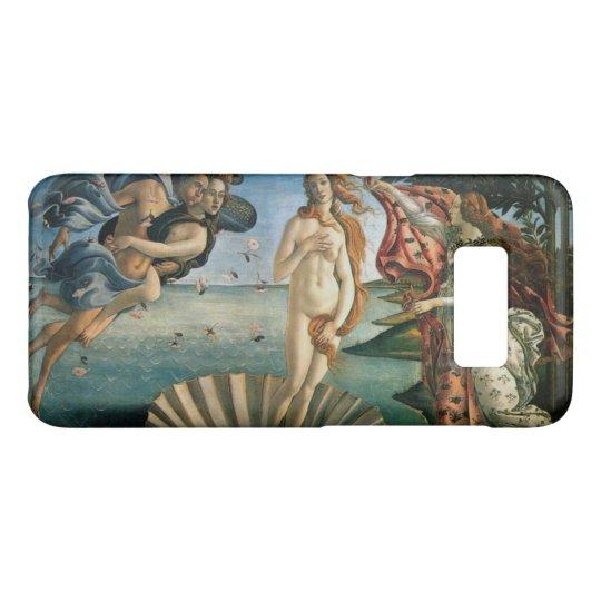Botticelli Birth of Venus Case-Mate Samsung Galaxy S8 Case