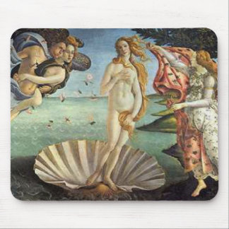 BOTTICELLI MOUSE PAD